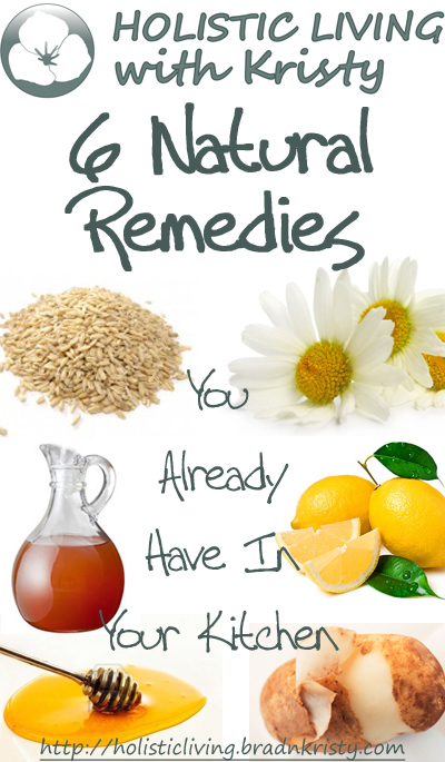 Natural Remedies, Holistic Living with Kristy