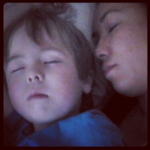 Cosleeping, Holistic Living with Kristy