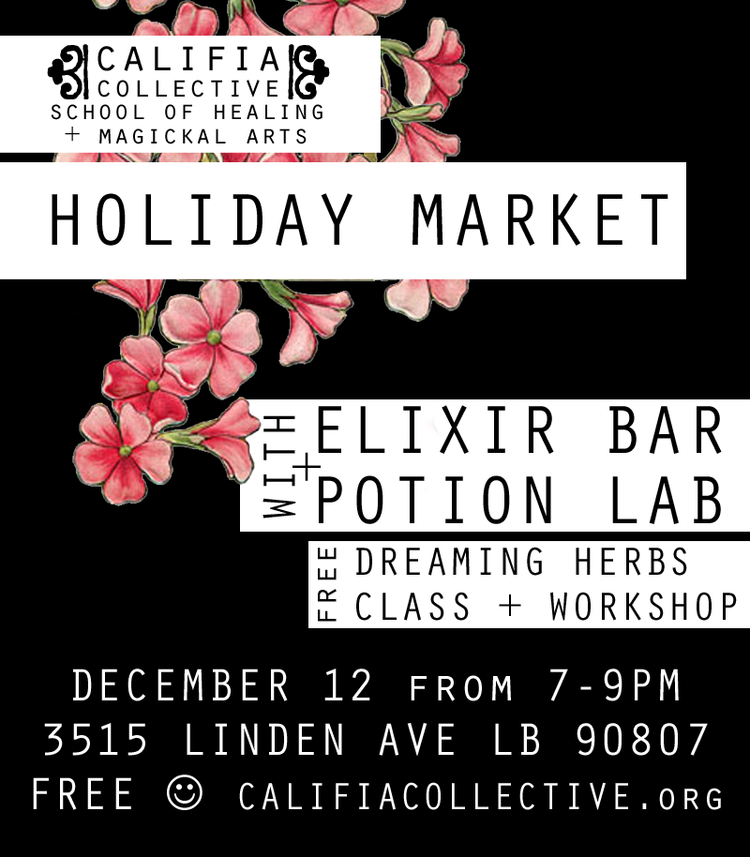 CalifiaCollectiveHolidayMarket